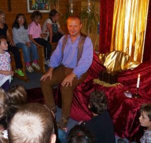 Märchen Erzählen vor Kindern