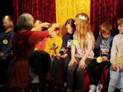 Märchen-Mitmach-Programm
