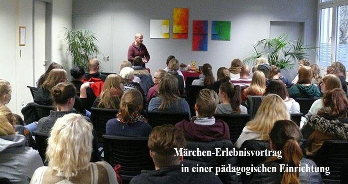 Vortrag Märchen in pädagogischen Einrichtungen