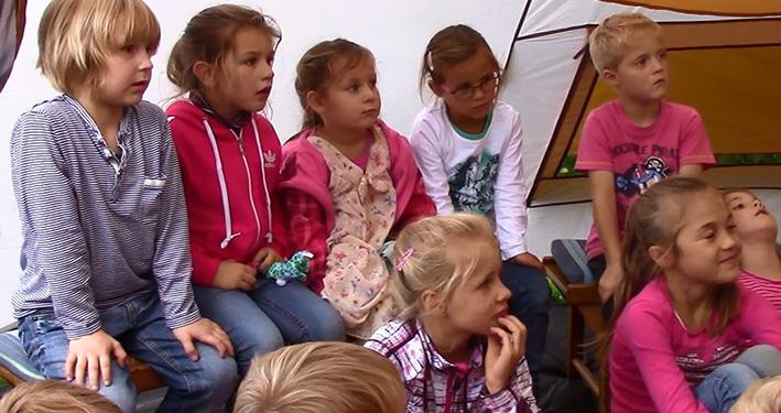 Frei Märchen erzählen für Kinder