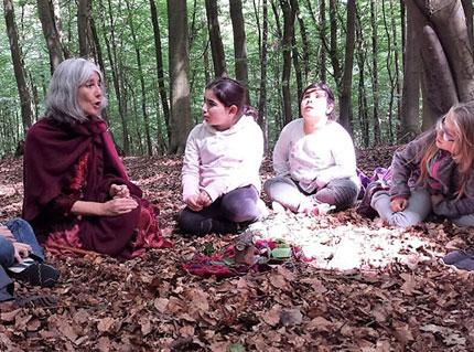Märchen-Waldprojekt