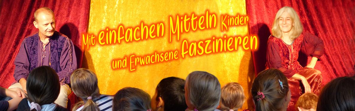 Märchenerzähler, Märchenerzählerin, Geschichtenerzähler, Geschichtenerzählerin, Märchen erzählen, Märchenerzählen, Märchenfeste, Märchen-Mitmach-Programm, Puppenspiel, Vorträge, Workshops, Seminare